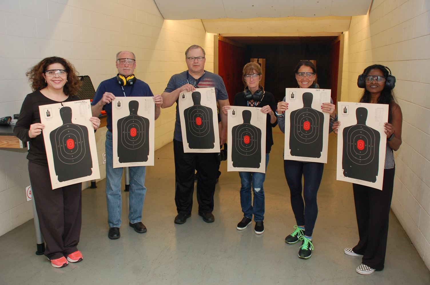 Shooting Group