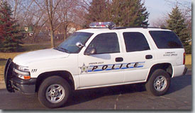 Vernon Hills Police CSO Vehicle