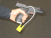 Gun lock 1